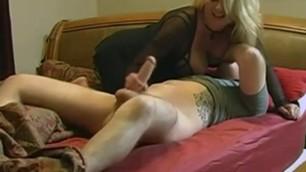 Hidden cam homemade sex with blonde milf