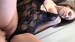 18 yearold blonde Girl Rebecca Young POV sucks fucks
