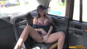 Stacey Sarans gets her ass filled with cumshots