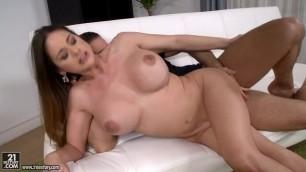 Hungarian Slut Cathy Heaven Spreads Her Legs