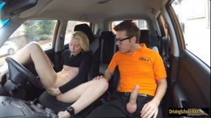 Lexi Lou pounded during driving lesson