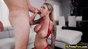 Huge boobs ho Karma Rx fucked real hard