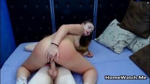 Girfriend Sucking On Some Hard Cock
