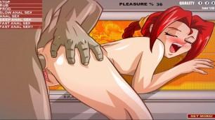 Hentai key Girl Flash Game