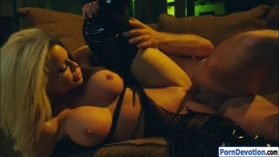Nikki Delano gets pounded hard and deep