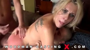 435 Brittany Bardot Czech Girl fucks with two men at once