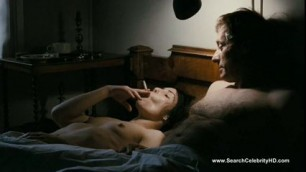Lovely Noomi Rapace Nude the Girl with the Dragon Tattoo