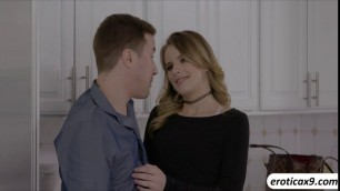 Horny blonde Jillian Janson gets a hard ass pounding
