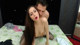 Hot Amateur Couple Fucking In Doggie Positions