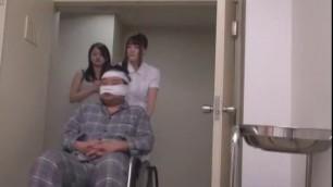 Fabulous Japanese whore Ai Wakana Chika Arimura Jun Mamiya in Amazing Facial Awesome Blowjob