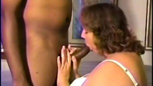 Hottest Thick Woman slut in Fabulous Wife Interracial JAV movie