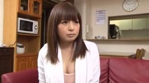 Amazing Japanese whore Hirono Imai in Fabulous Blowjob Lingerie Sex movie