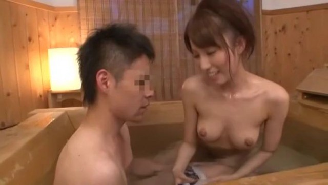 Horny Japanese slut Arisu Miyuki in Crazy Amateur Couple Sex scene