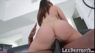 Lexington bangs Alison Tylers wet pussy