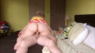Sizzle Kitty aka Mrs Thickness mature couple fucked in different poses