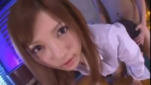 Amazing Japanese slut Yuria Kiritani in Exotic Foot Job Fetish Sex video