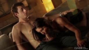 Passionate Hot Brunette Giselle Leon Guilty Pleasures