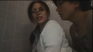 Exotic Japanese model Mako Oda in Best Public Couple Sex movie