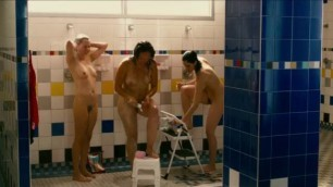 Sarah Silverman and Michelle Williams Hot Shower Scene
