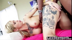Kleio gets her tight butthole hammered