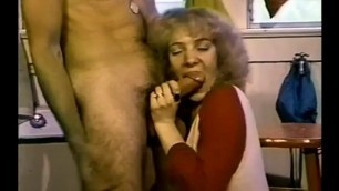 Pretty blonde fucks with a man Connie peterson lost loop