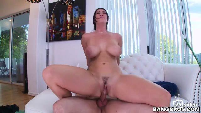 Horny Host Will Fuck Hotty Maid Brunette Girl Alison Tyler