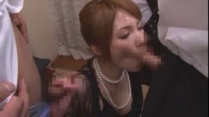 Hottest Japanese slut in Best Cumshot Facial Sex movie