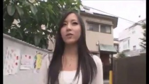 SHY JAPANESE TEEN allows you to bump your tits
