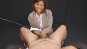 Best Japanese model Pine Shizuku in Crazy Cumshot Femdom Sex video