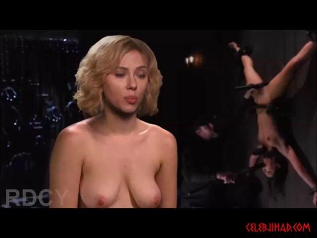 LOVELY SCARLETT JOHANSSON GREATEST NUDE SEX SCENES COMPILATION