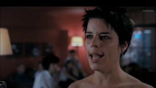 Amazing Brunette NEVE CAMPBELL NUDE SCENE FROM I REALLY HATE MY JOB