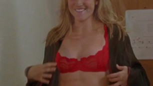 Slender Blonde BRITTANY SNOW NUDE OUTTAKE PHOTO