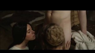 AUBREY PLAZA JEMIMA KIRKE KATE MICUCCI NUDE Girls SCENES FROM THE LITTLE HOURS