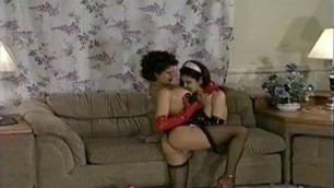 Leanna Foxxx and Veronica Brazil Depraved Lesbians