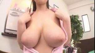 Fabulous Japanese model Sayuki Kanno in Hottest Fetish Fingering Sex scene