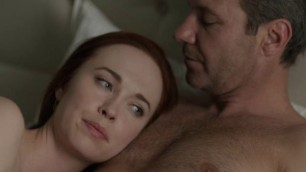 Romantic Redhead Elyse Levesque nude Transporter The Series s02e12 2014