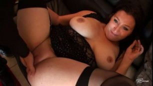 Hottest Mature scene with BBW fucking pussy scenes
