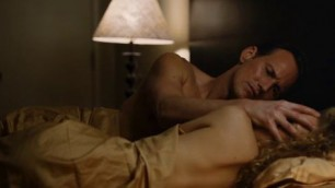 Penelope Mitchell nude Jessica Pike nude Sexy scene Zipper 2015
