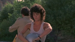Beautiful Actress Betsy Russell nude Tomboy 1985