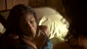 Rutina Wesley sexy Vedette Lim nude sexy scene True Blood s04 2011