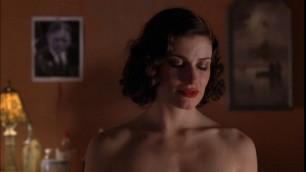 Breathtaking Idina Menzel nude Ask the Dust 2006