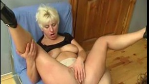 Hot Russian Blonde Milf Fucked On The Billiard Table
