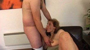 allover30 naomi woman licking a pink hairy pussy