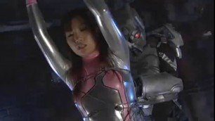 superheroine Japan Superheroine Timely Tokusou Five Spacetime 355