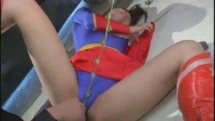 superheroine Japan Superheroine SUPER LADY forced to fuck 285