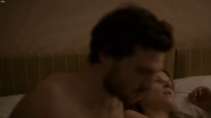 Sweetheart Clemence Poesy nude The Tunnel s01e01 02 2013