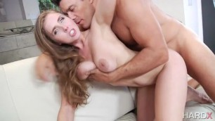 Lena Paul Natural Wonders takes a dick between natural tits