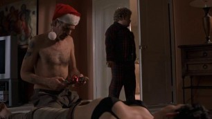 Dazzling Lauren Graham sexy Bad Santa 2003
