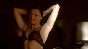 Lovely Phoebe Tonkin sexy The Secret Circle s01e14 2011