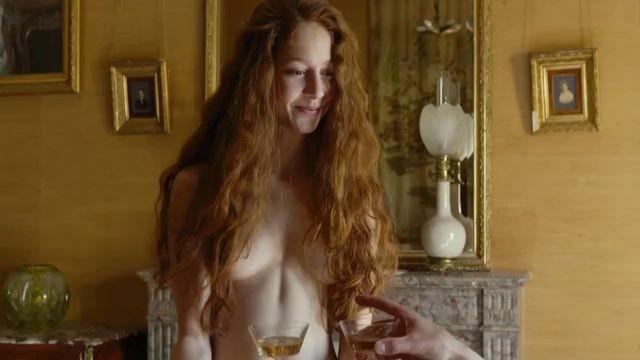 Tender Redhead Jenna Thiam nude Anton Tchekhov 1890 2015